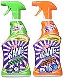Cillit Bang Potente Limpiador Spray Antigrasa y Antical - Pack de 2 x 750 ml