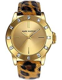 Reloj Mark Maddox Mc3006-27 Mujer Dorado