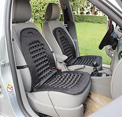 24-v-heizung (RUIRUI 12V/24V beheizbare Sitzauflage Auto Wärmer Heizung Heizkissen)