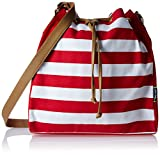 #6: Kanvas Katha Women's Sling Bag (Red) (KKNTPOT003R)