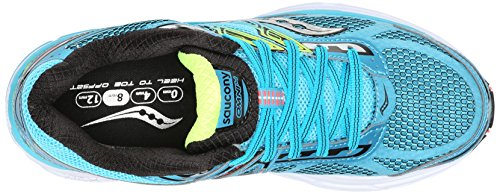 Saucony Donna Ride 8Scarpe da corsa Blau