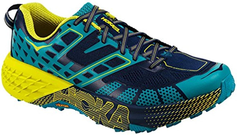 Hoka One - Zapatillas de Senderismo para Hombre Caribbean Sea/Blue Depths, Color, Talla US 8.5 | EU 42