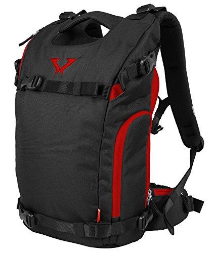 target-unisex-viper-xt-012-avanzata-zaino-600d-rivestimento-in-poliuretano-l-colore-nero-rosso-30-l