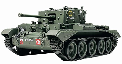 Tamiya 1/48 Military Miniature Series No.28 British cruiser tank Cromwell Mk.IV 32528