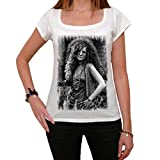 Photo de Janis Joplin, t shirt femme par One in the City