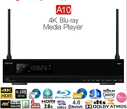 Egreat R100 Media Player Windows Vista 64-BIT