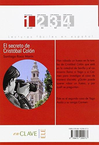 El secreto de Cristobal Colón (A1-A2) (Lecturas Yago Ayala)