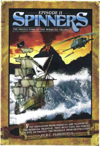 Spinners The Protectors of the Bermuda Triangle - Episode II (English Edition) (Protector Print)