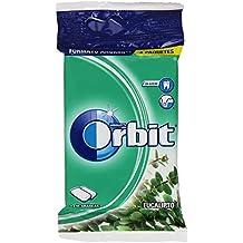 Orbit Chicle sin Azúcar con Sabor a Eucalipto - 56 g