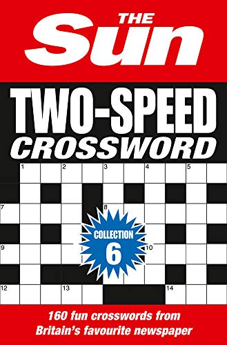 The Sun Two-Speed Crossword Collection 6 por The Sun