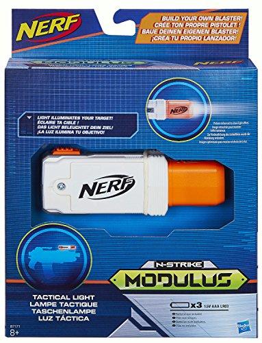 Preisvergleich Produktbild Nerf N-Strike Elite XD Modulus Taschenlampe für alle Blaster mit Zubehör-Schiene