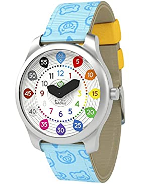 twistiti–Zeigt Kinder pädagogische Zahlen–Armband blau
