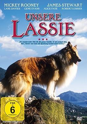 Unsere Lassie