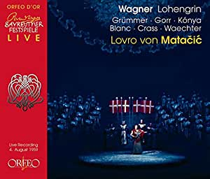 Lohengrin - Bayreuth 1959