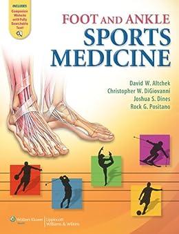 Foot And Ankle Sports Medicine por David W. Altchek epub