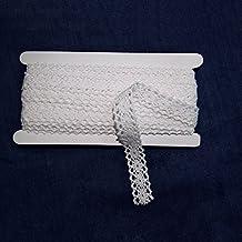 Vintage algodón Trim, 15Patio Bordes cinta de encaje perfecto para manualidades decoración de la boda