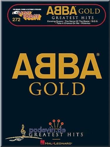 Preisvergleich Produktbild Abba Gold - Keyboard Noten [Musiknoten]