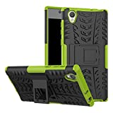 FoneExpert® Sony Xperia L1 Handy Tasche, Hülle Abdeckung Cover schutzhülle Tough Strong Rugged Shock Proof Heavy Duty Case Für Sony Xperia L1