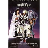 Beetlejuice Poster Print (27.94 x 43.18 cm)
