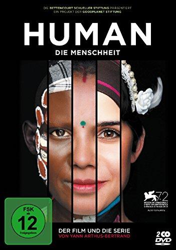 Produktbild Human - Die Menschheit. Der Film und die Serie. (2 Discs, OmU)