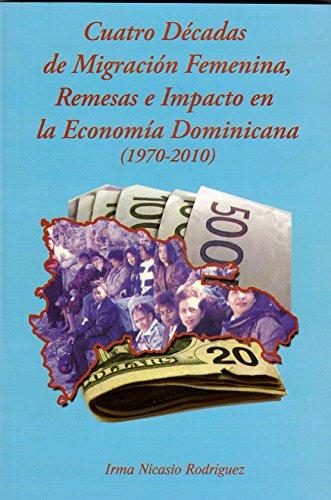 Cuatro décadas de migración femenina: Remesas e impacto en la economía dominicana por Irma Nicasio Rodríguez