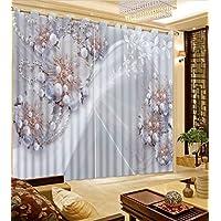 3D Effekt Wolf Vorhänge Wohnzimmer Schlafzimmer Dekorative Fenster Vorhänge