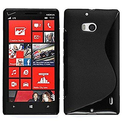 'Cover Nero Nokia Lumia 930/935morbida in silicone–S Line coque-personnalisable ®