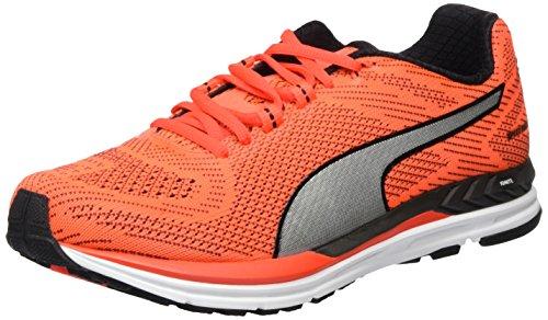 Puma Speed 600 S Ignite, Chaussures de Running Compétition Homme Rouge - Rot (Red blast-puma white-puma Black 01)