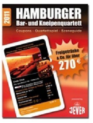 Preisvergleich Produktbild Hamburger Bar- und Kneipenquartett 2010