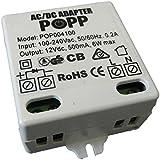 Fibaro POPE004100 adaptador e inversor de corriente - Fuente de alimentación (50/60, Color blanco)