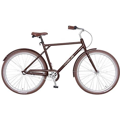 51a85%2ByaVYL. SS500  - Vogue Bronx 28 Inch 56 cm Men 3SP Roller brakes Brown