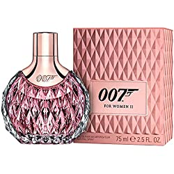 James Bond 007Women II, Eau de Parfum spray, flacone (1x 75ml)