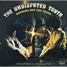 Nothing But the Truth-3 Motown Albums+Bonus