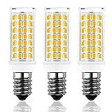 Lot de 3 ampoules LED Brolight E14, sans scintillement, intensité variable, ampoules...