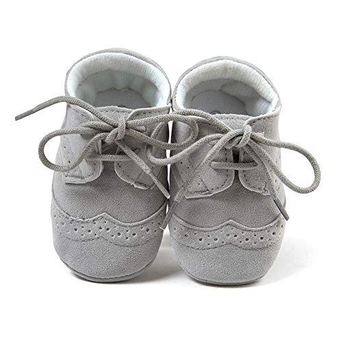 46f6a9e4c0 Zapatos Bebe Niño bebés Niña Primeros Pasos Zapatillas de Deporte ...