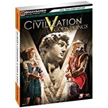 Sid Meier's Civilization V: Gods & Kings Official Strategy Guide by Thom Denick (2012-06-19)