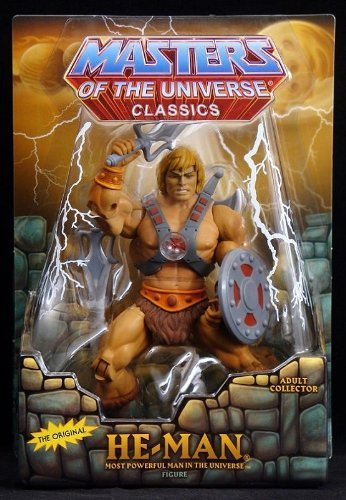 HeMan Masters of the Universe Classics Action Figure by Masters of the Universe