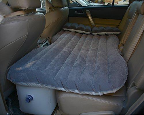 Deodorante Per Auto letto, dgreat SUV MPV Sedile posteriore auto letto cuscino gonfiabile Air Moible (Childrens Naturali Mobili)