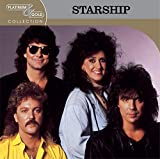Songtexte von Starship - Platinum and Gold Collection