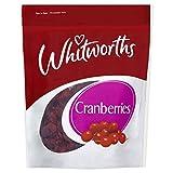 Whitworths Arándanos Endulzados (150g) (Paquete de 6)