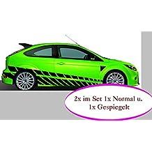 Plotterstar - Pegatina para carrocería de coche, diseño de Fast and the Furious