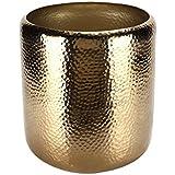 vosteen 99427–35/65Kübel, metal, Oro, 35x 34x 35cm