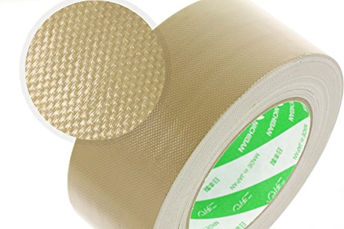 102N7-60 Nichiban Gewebeklebeband 60mm x 25m NO.102N Ocker (Japan-Import)