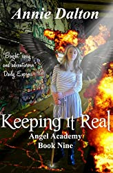 Keeping it Real (Angel Academy Book 9)