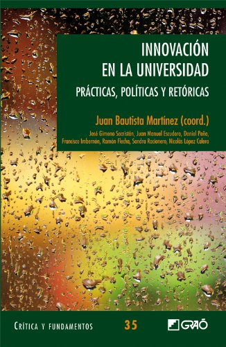 Innovación en la Universidad: 035 (Critica Y Fundamentos)