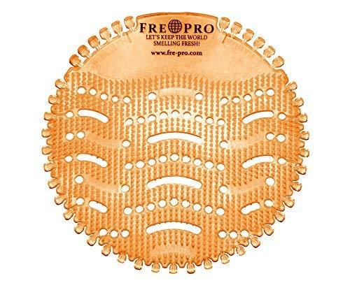 Fre-Pro WAVE 2.0 - Pissoir & Urinal Einsatz - 30 Tage Frischewirkung - Mango, 10 Stück (Pro Becken)