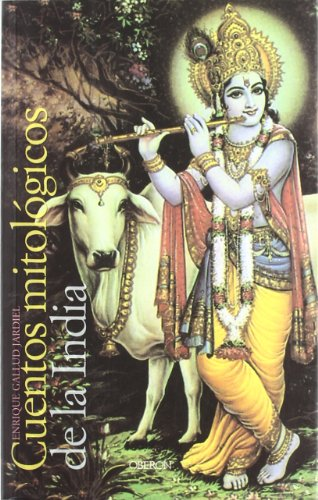 Cuentos mitológicos de la India (Sendas) por Enrique Gallud Jardiel
