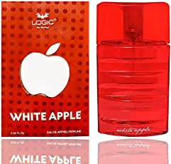 LOGIC FRAGRANCE Apparel Perfume For Men And Women - 60Ml (White Apple)