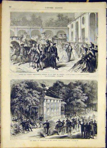 Copie 1868 de Catelan de Bicyclette d'Isabelle Espagne Girgenti