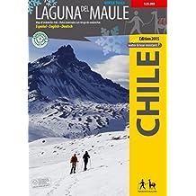 Laguna del Maule Winter Trails - Wanderkarte